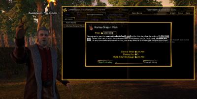 Shroud of the Avatar commision-free vendor
