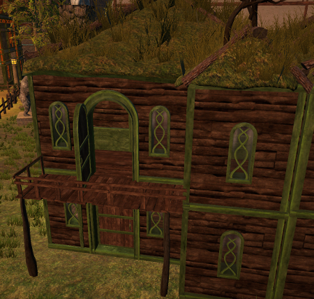 shroud of the avatar elven two story row home