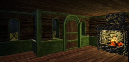 Shroud of the Avatar Elven two-story row home