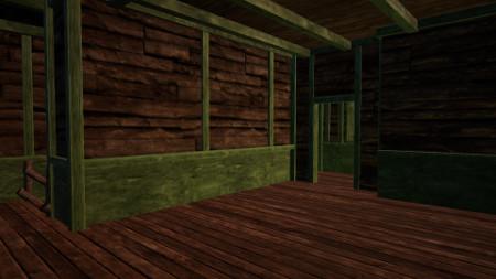 SotA elven 2-story row home