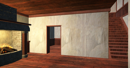 sota shogun two story row home