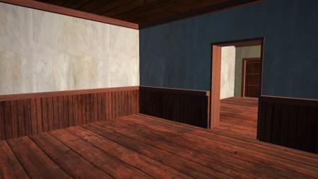 Shroud of the Avatar shogun 2-story row home