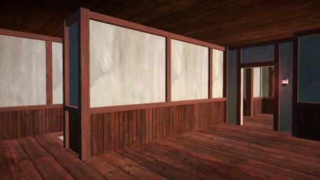 Shroud of the Avatar Two-Story Row House