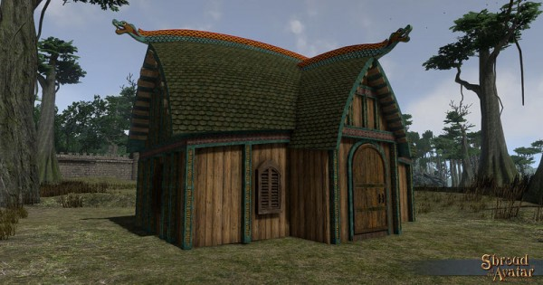 TT Shroud of the Avatar Viking 1-Story (Village Home)