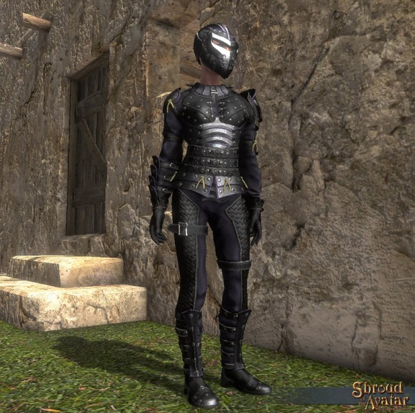 TT Shroud of the Avatar Elven Elder Fighter Set