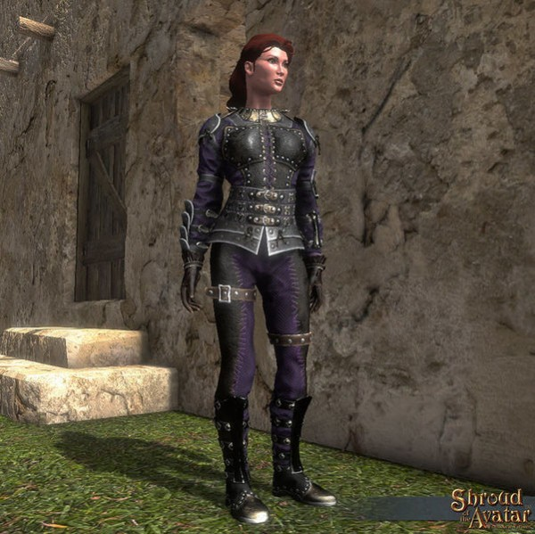 TT Shroud of the Avatar - Elder Elven Archer Armor