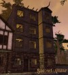 TT Shroud of the Avatar - Kobold Four-Story with Alcove (Row Home)