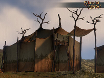 TT Shroud of the Avatar - Large Elven Tent