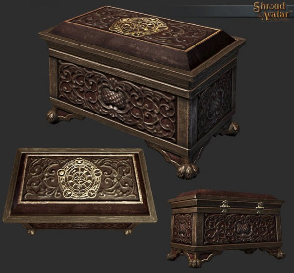 TT Shroud of the Avatar Artisan Box of Plenty