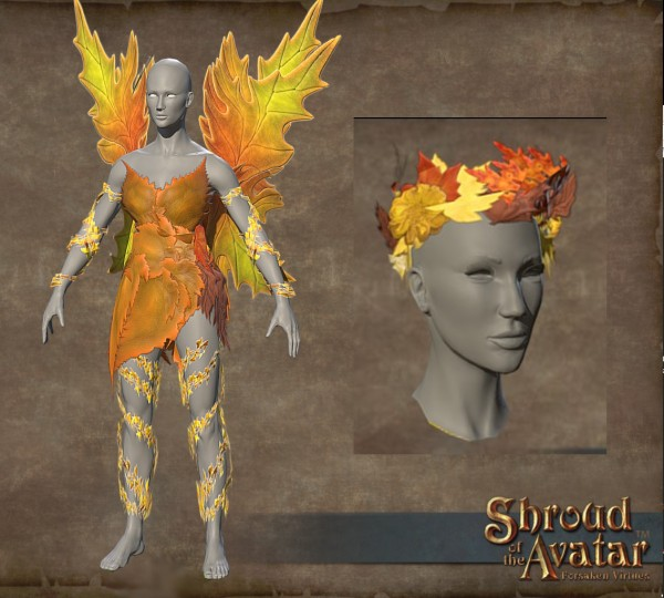 TT Shroud of the Avatar Autumn Fairy Outfit  sc 1 st  Markee Dragon Game Codes & Markee Dragon Game Codes - TT Shroud of the Avatar Autumn Fairy Outfit