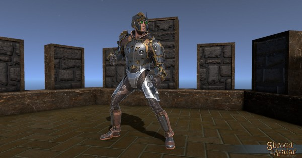 TT Shroud of the Avatar Steel Clockwork Armor Set