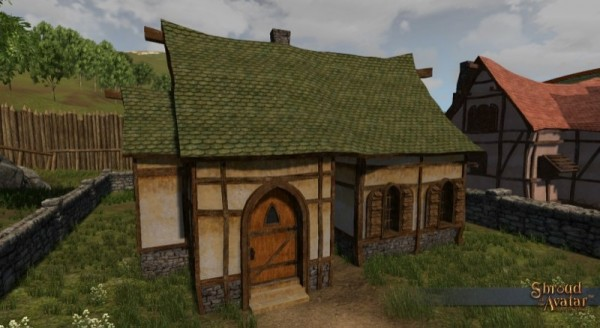 TT Shroud of the Avatar Citizen Benefactor (Village Home)