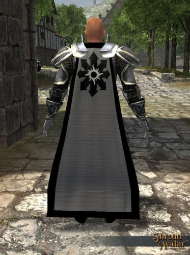 TT Shroud of the Avatar Darkstarr Cloak