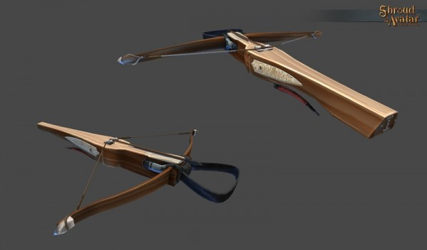 TT Shroud of the Avatar Iolo's Founder Crossbow