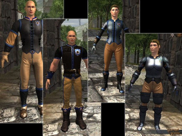 TT Shroud of the Avatar Founders Armor MEGA Pack