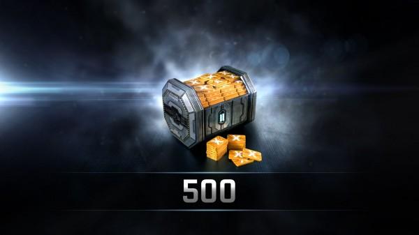 500 EVE PLEX