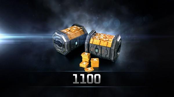 1100 EVE PLEX