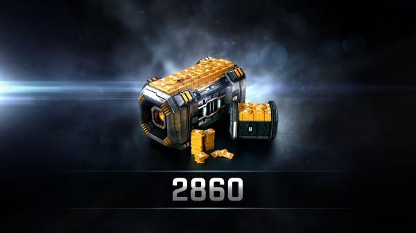 2860 EVE PLEX