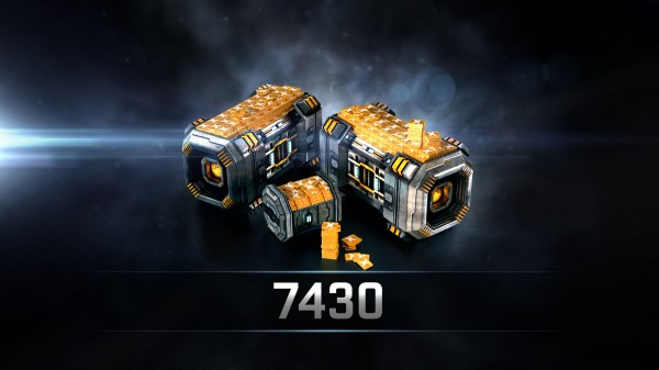 7430 EVE PLEX