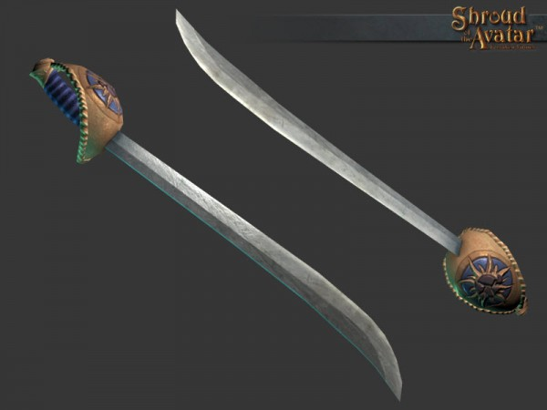 TT Shroud of the Avatar Founders Cutlass