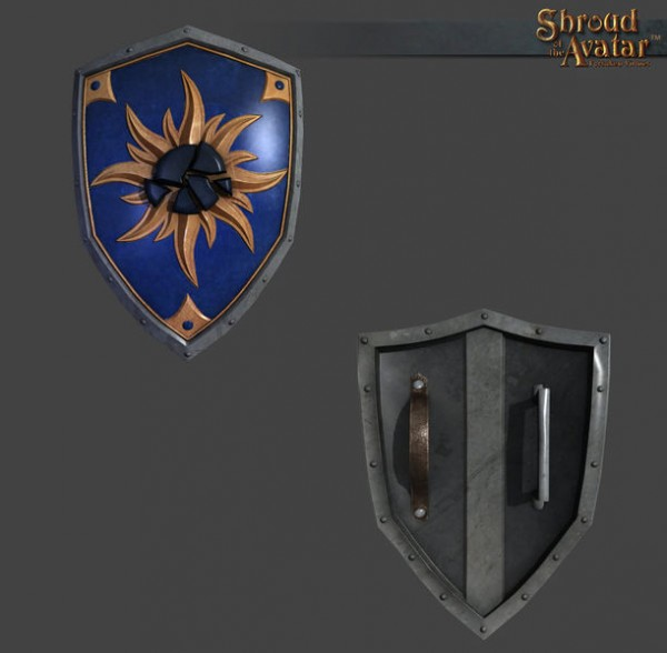 TT Shroud of the Avatar Founders Shield