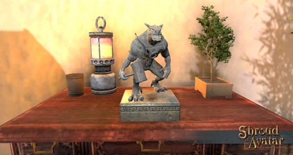 TT Shroud of the Avatar Tabletop Kobold Statue