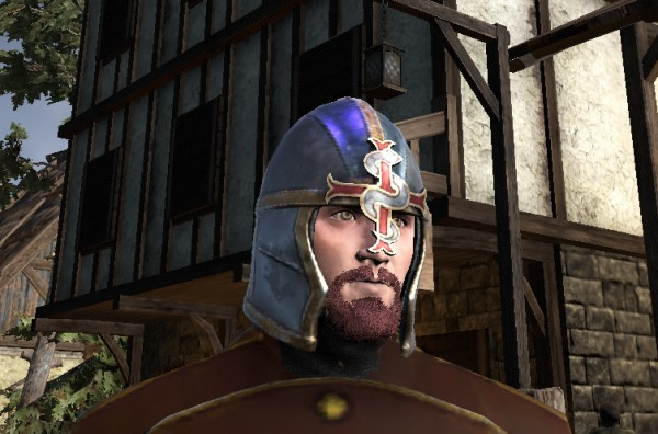 TT Shroud of the Avatar 2x Lord British Helmet