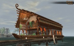 TT Shroud of the Avatar Lord Founder Town Water Home