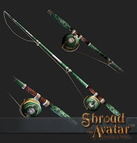 TT Shroud of the Avatar Artisan Fishing Rod