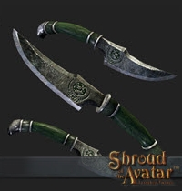 TT Shroud of the Avatar Artisan Skinning Knife