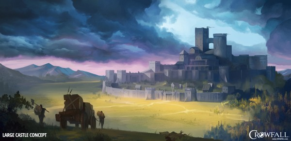 TT Crowfall Kickstarter Large Castle Bundle