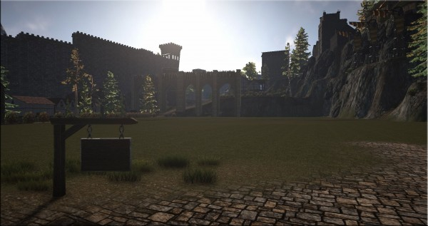 TT Shroud of the Avatar Central Brittany Castle Lot and Deed