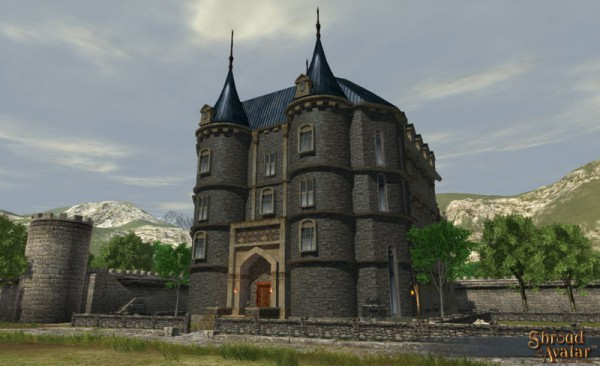 TT Shroud of the Avatar Twin Spire Manor City Home