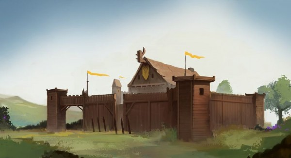 TT Crowfall 2016 Medium Fort Bundle