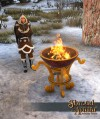 Shroud of the Avatar Ornate Elysian Brazier 3-Pack