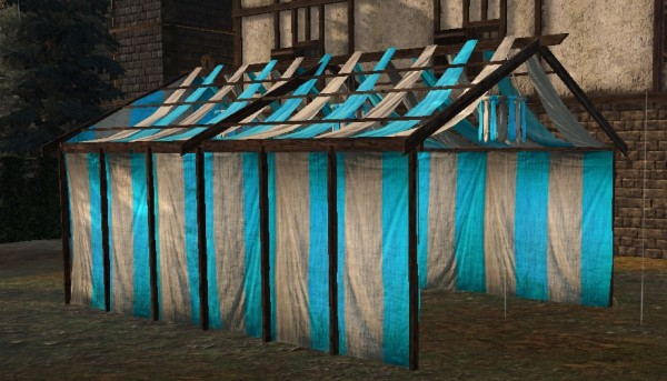 TT Shroud of the Avatar 2x Virtue Oktoberfest Tent