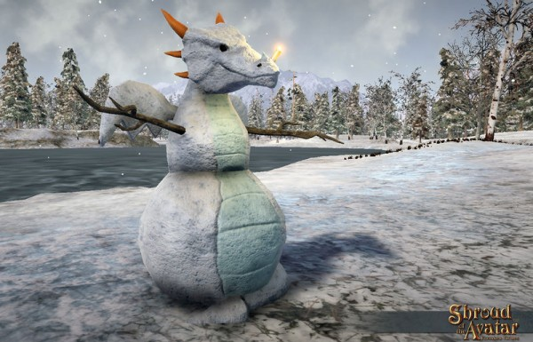 TT Shroud of the Avatar 2x Snowdragon