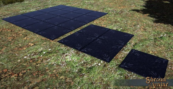 TT Shroud of the Avatar Obsidian Order Paver Set
