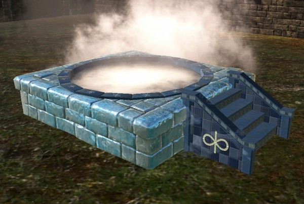 TT Shroud of the Avatar Ice Hot Tub