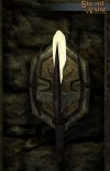 TT Shroud of the Avatar Obsidian Wall Light 3-Pack