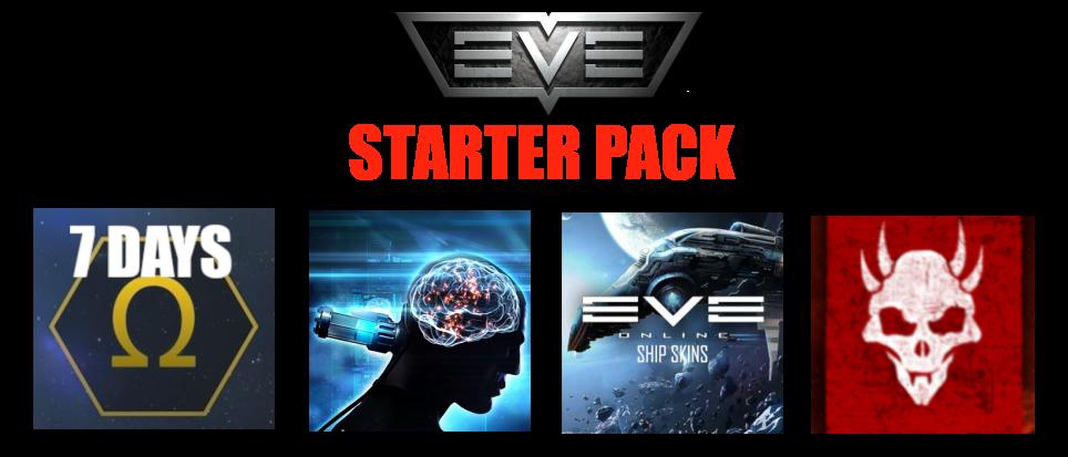 Eve online: galactic zakura - starter pack download full
