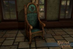 TT Shroud of the Avatar Fish Throne