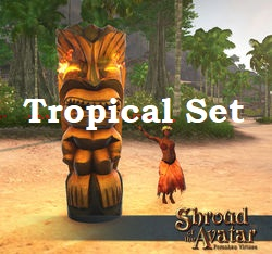 TT Shroud of the Avatar Tropical Set