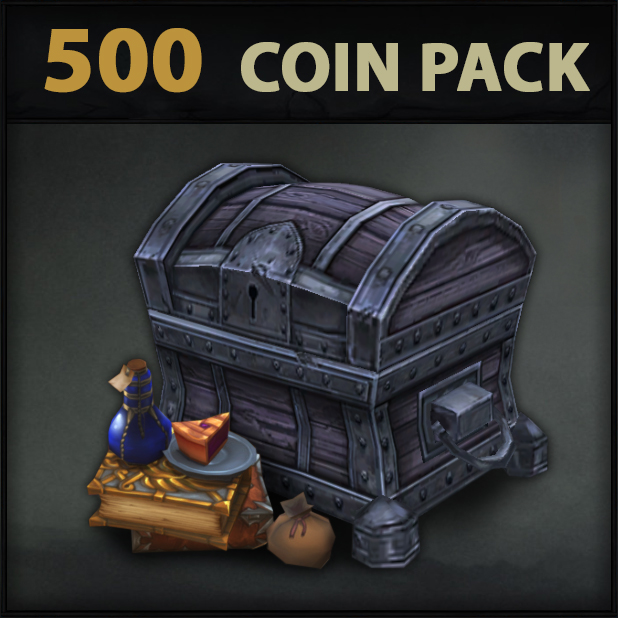 Arcfall 500 Coin Pack