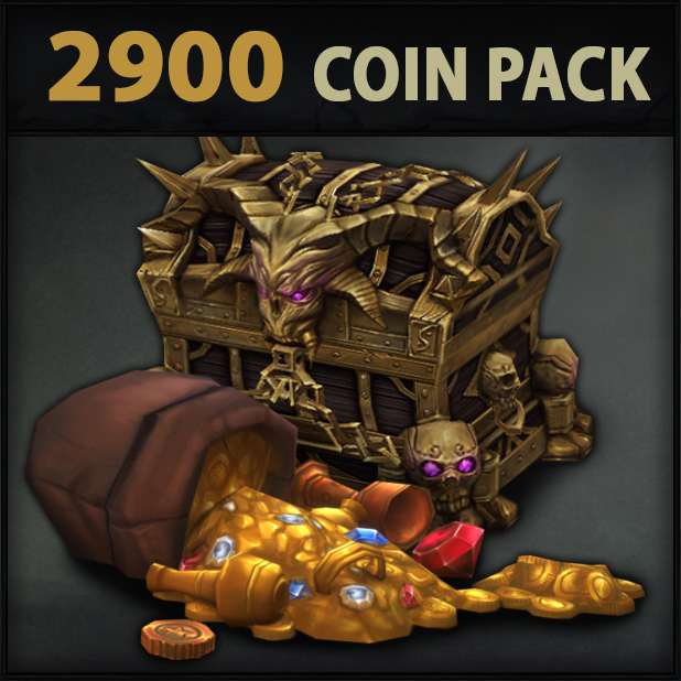Arcfall 2900 Coin Pack