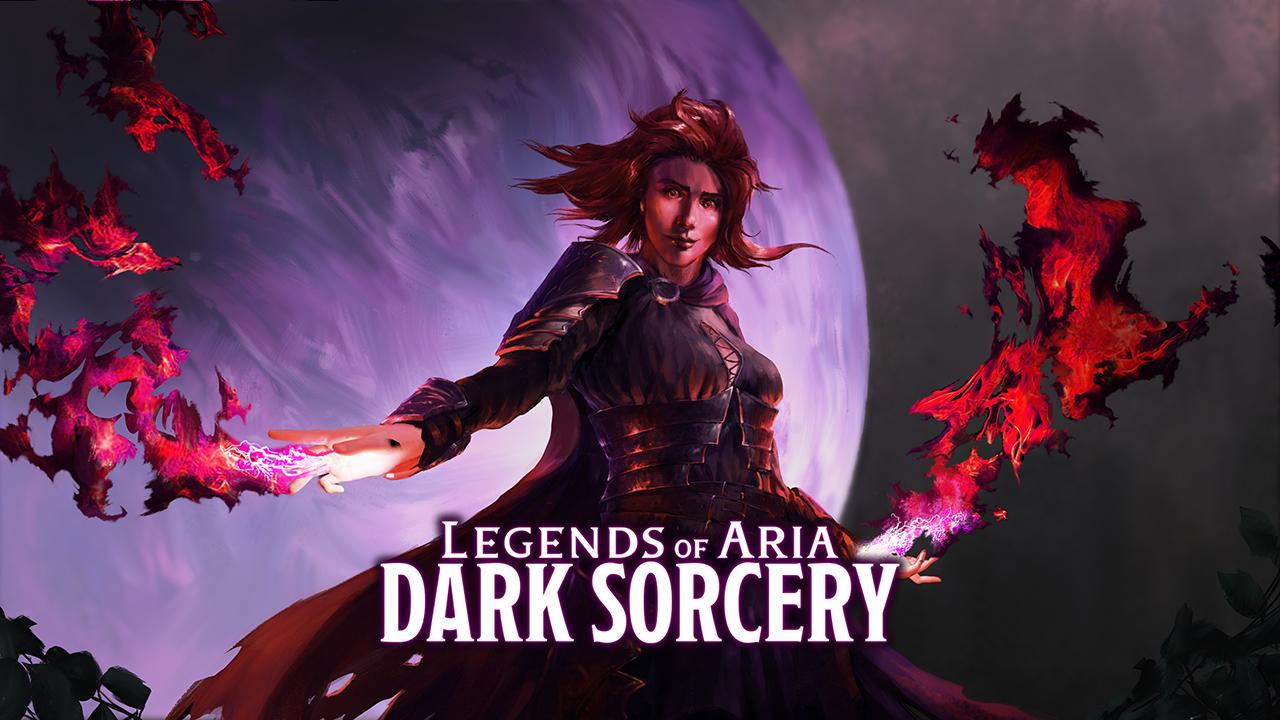 Legends of Aria: Dark Sorcery DLC