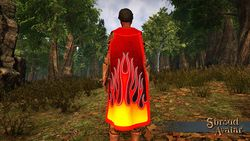TT Shroud of the Avatar Flame Pack