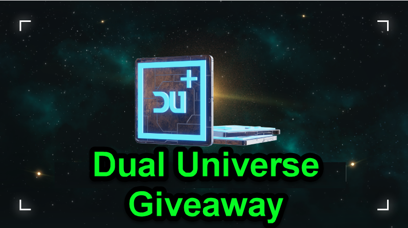 Liveshow Giveaway: Dual Universe 1 Month Subscription - May 18th 2021