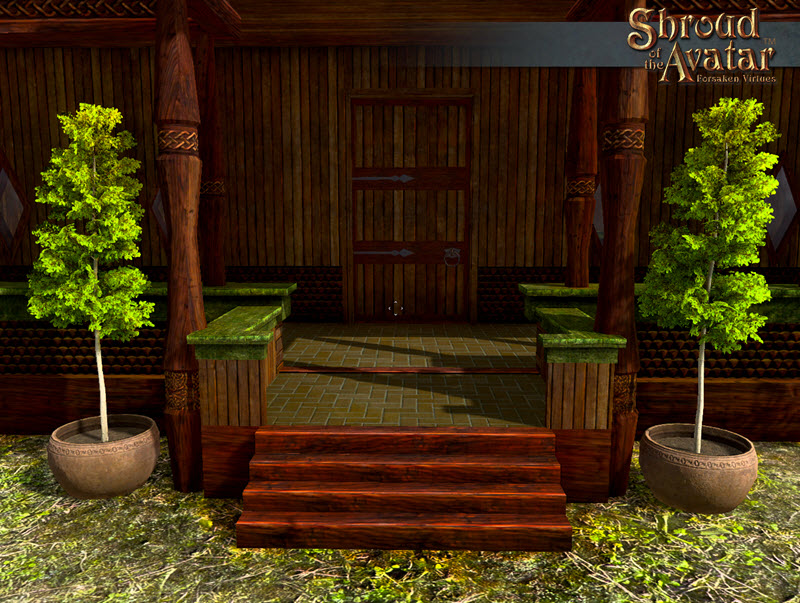 Shroud of the Avatar Potted Common Aspen Tree 3-Pack (digital)