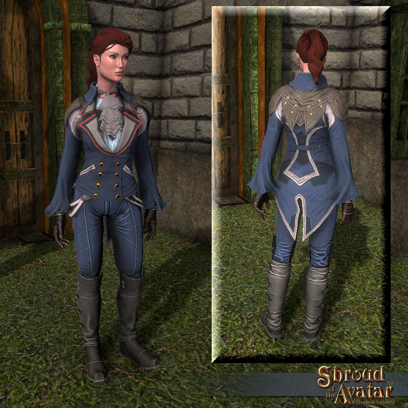 TT Shroud of the Avatar -  Fancy Riding Outfit